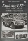 Einheits-PKW, by Jochen Vollert, subtitled 'German Standardised Einheits PKW Field Cars of World War Two'